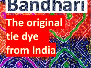 Bandhani and Bhuvaneshvari: Goddess Inspiration and The Prints of Rajasthan