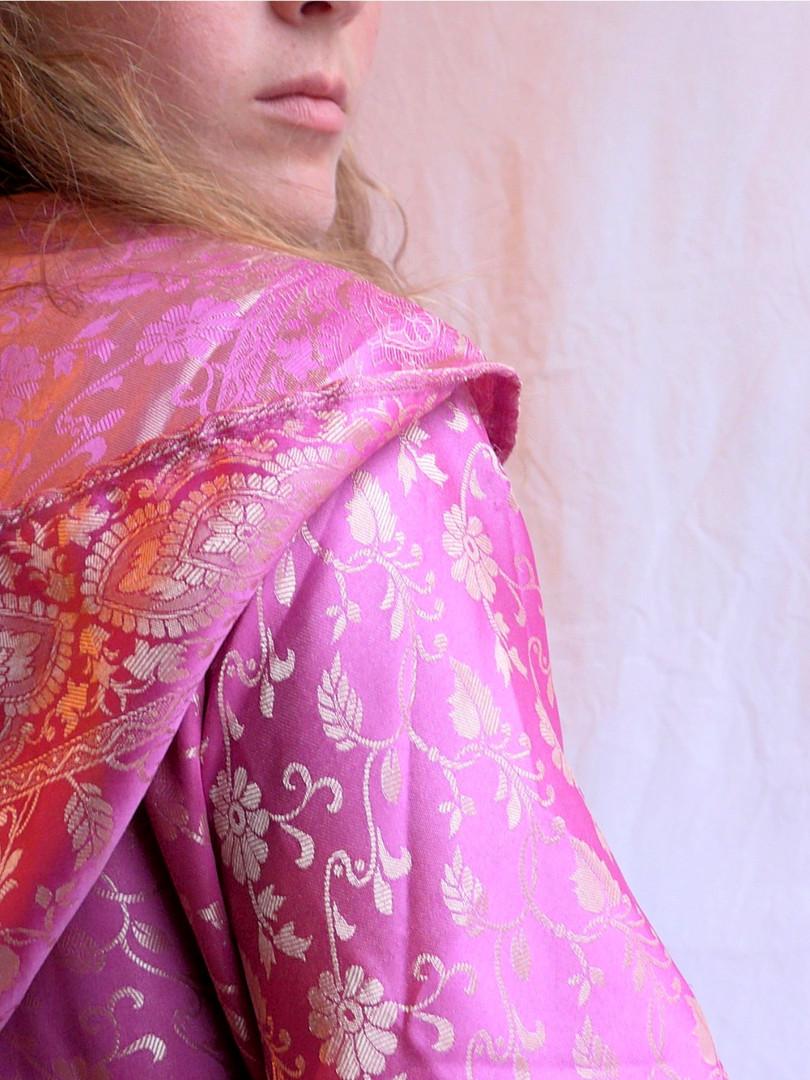 Baby Pink Goddess Kimono