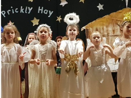 Christmas Nativity Performance