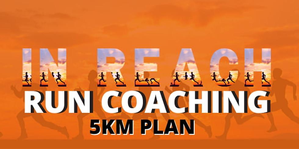 ASSESSMENT RUN +  6 WK PROGRAM FOR 5KM & 10KM