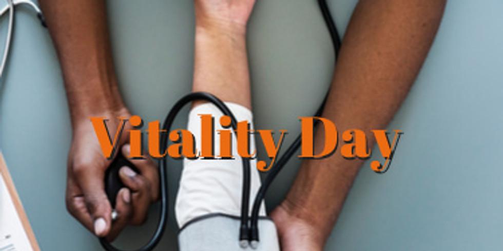 Vitality Wellness Day