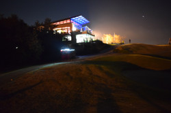 Jackal Creek Clubhouse at Night