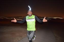Winner of the 10km