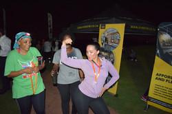 Runners 5km trail