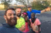 Group Run Coaching in Johannesburg