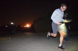 Great night run photo