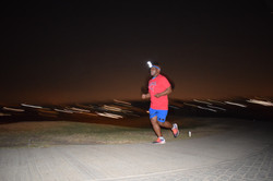 Night Runner at Jackal Run