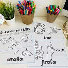 Animales LSM