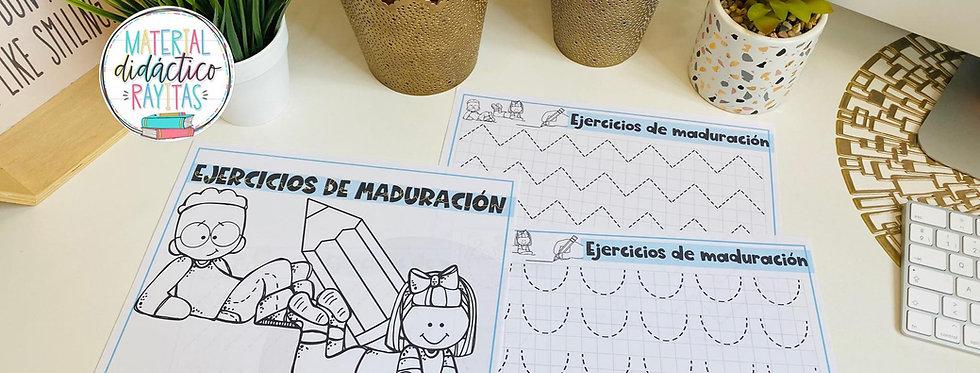 Cuadernillo de maduración
