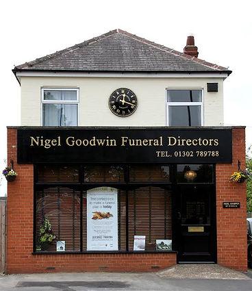 Nigel Goodwin Funeral Directors
