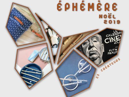 L'Echoppe Ephémère de retour à Tours