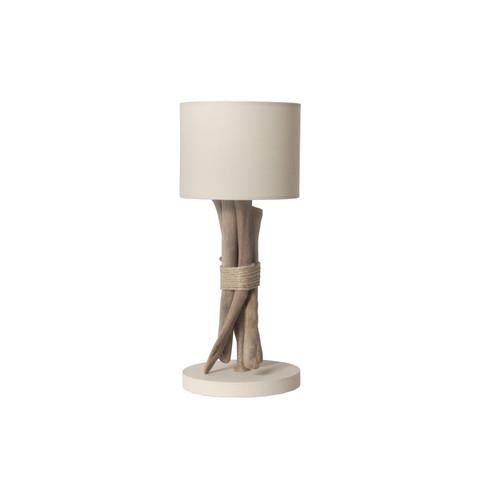 Lampe Flotté Ligot Poser En À Bois WE9ID2HY