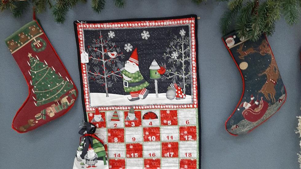Stockings and Advent Calendar