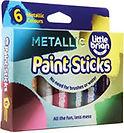 6 Metallic Paint sticks.jfif