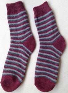 Ladies Lambswool socks