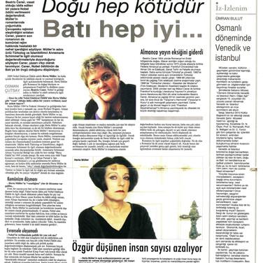2009, 41; Osmanlı döneminde Venedik ve istanbul
