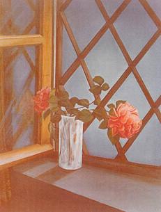 Gül. T.Ü.Y.B. 55 x 42 cm.1984