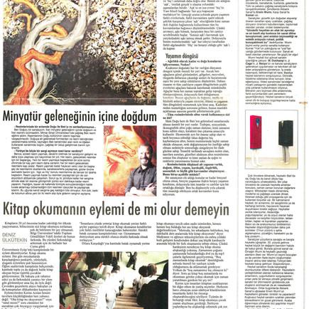 2009, 42; Plastik sanatlarda yeni anlatım biçimleri