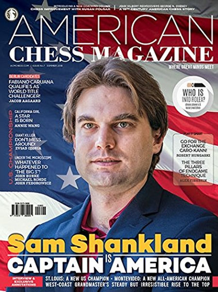 AMERICAN CHESS MAGAZINE#7