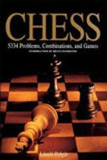 """5334 Problems, Combinations, and Games"" Laszlo Polgar"
