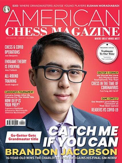 American Chess Magazine #17