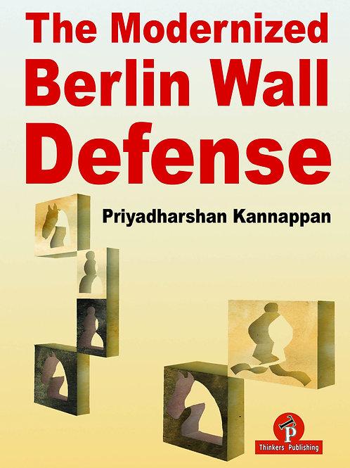 Priyadharshan Kananappan – The Modernized Berlin Wall Defense
