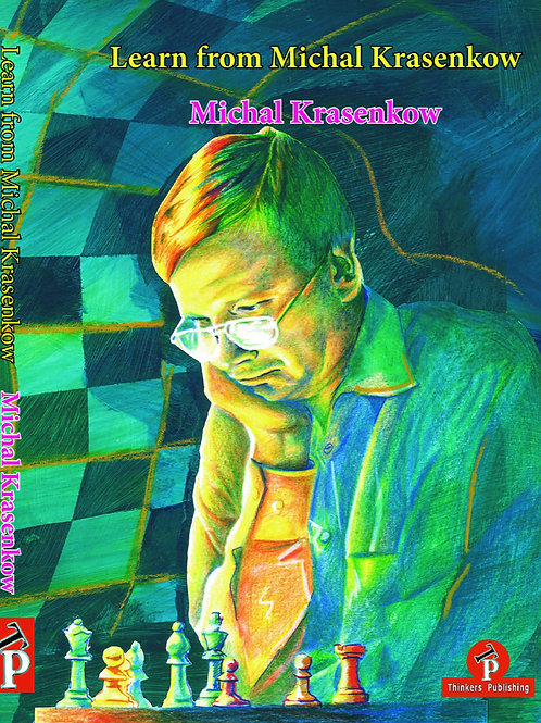 "Michal Krasenkow ""Learn from Michal Krasenkow"""