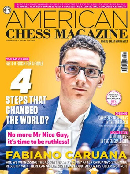 American Chess Magazine #16