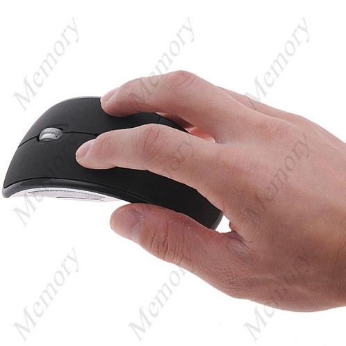8a40a3c3266 Arch Bridge Shaped 2.4GHz Wireless Folding Optical Mouse w/ Mini USB ...