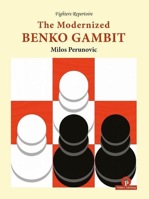 Milos Perunovic – The Modernized Benko Gambit