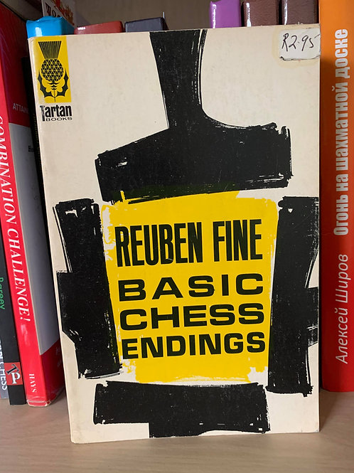 BASIC CHESS ENDINGS. REUBEN FINE.