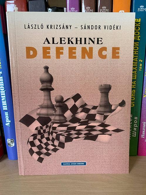 Alekhine Defence. Krizhany and Videki