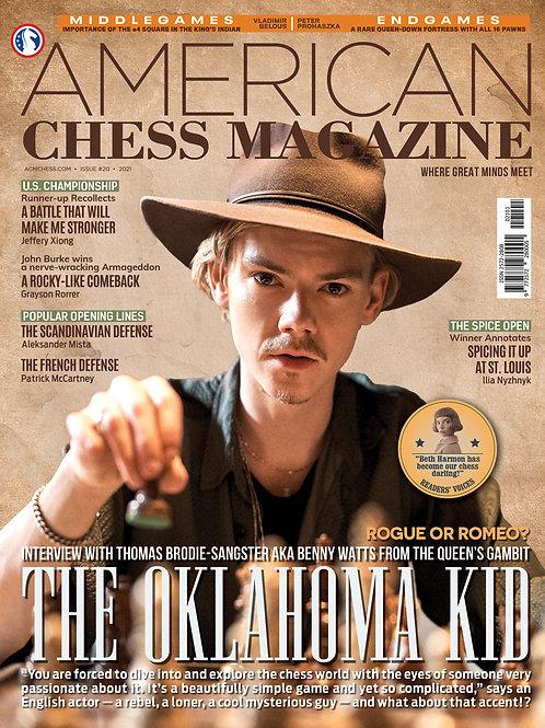 American Chess Magazine #20