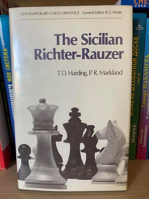 THE SICILIAN RICHTER-RAUZER. T.D. HARDING, P.R. MARKLAND