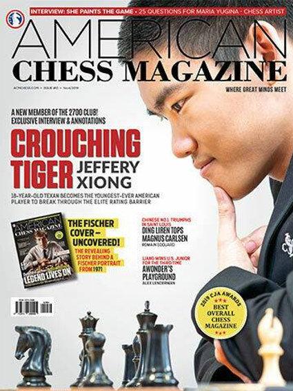American Chess Magazine #13