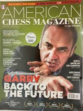 AMERICAN CHESS MAGAZINE#4