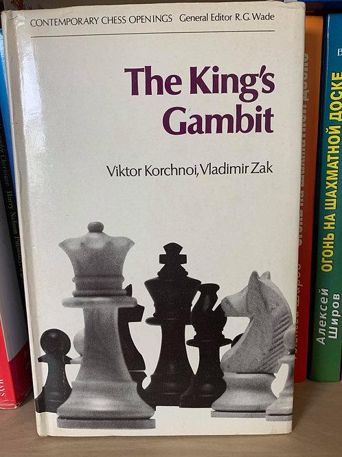 THE KING'S GAMBIT. V. KORCHNOI, V. ZAK.