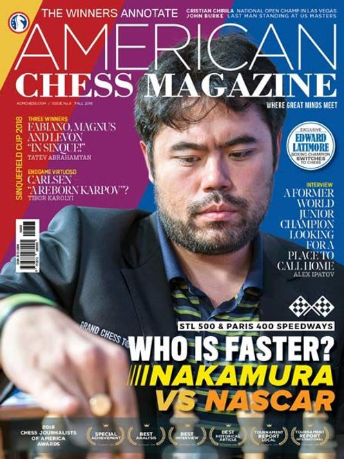 AMERICAN CHESS MAGAZINE#8