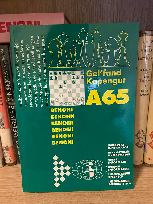 A65 Benoni by Gelfand and Kapengut