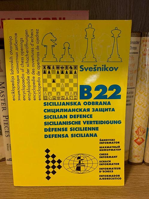 B22 Sicilian Defence by Svesnikov