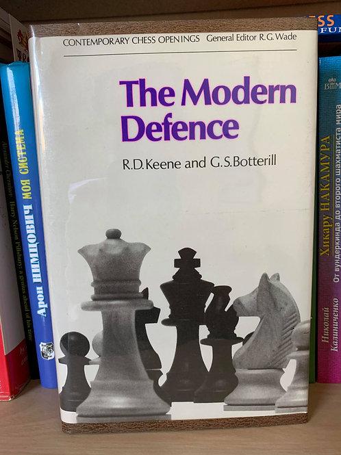 THE MODERN DEFENCE. R.D. KEENE,G.S. BOTTERILL.