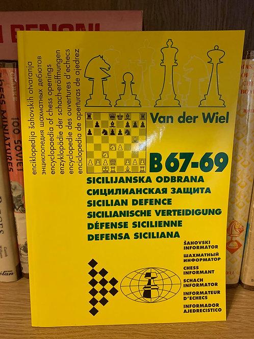 B67-69 Sicilian Defence by Van der Wiel