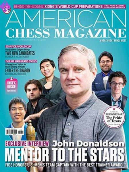 American Chess Magazine #14-15