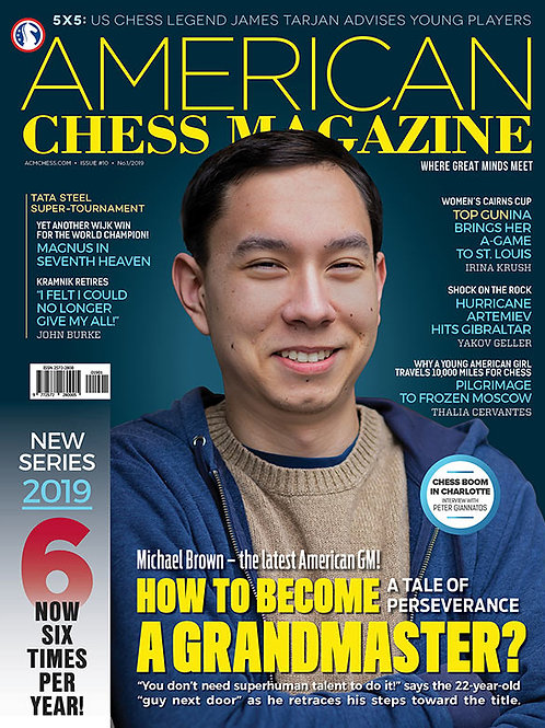 American chess magazine #10
