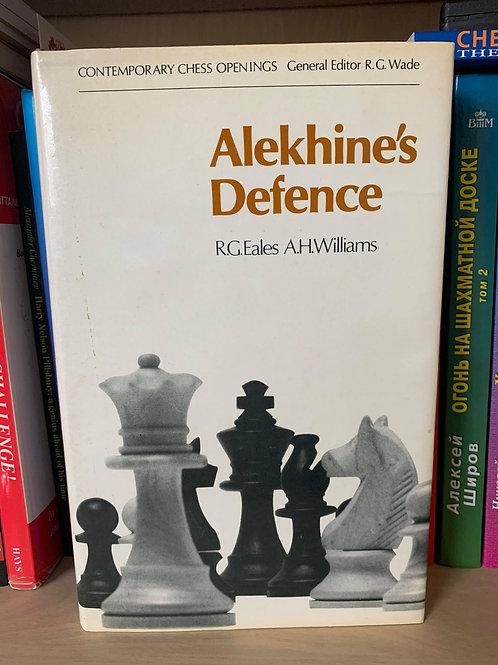ALEKHINE DEFENCE. R.G. EALES, A.H. WILLIAMS.