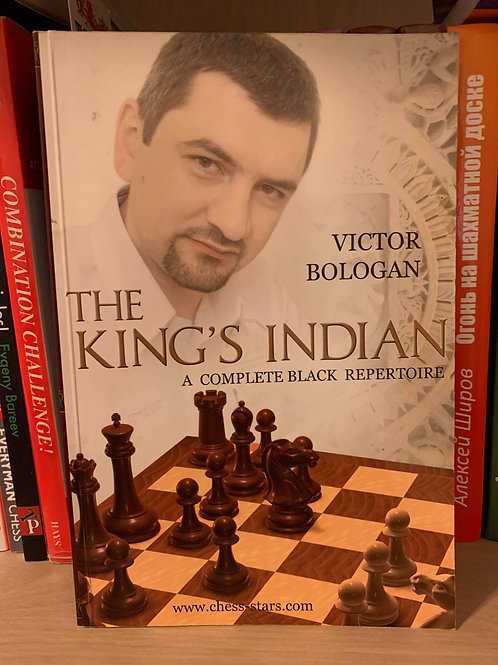 The King's Indian a complete black repertoire. Victor Bologan