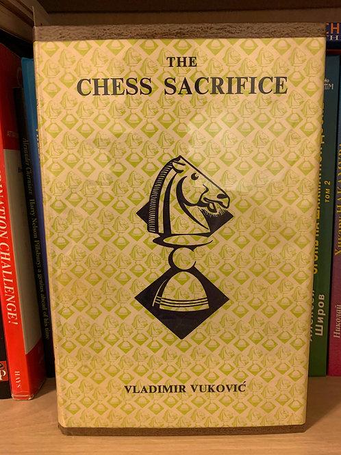 The Chess Sacrifice. Vladimir Vukovic