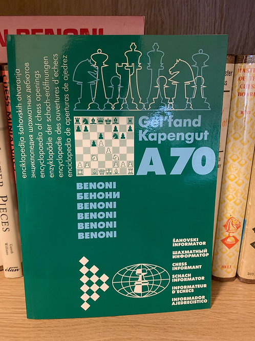 A70 Benoni by Gelfand and Kapengut