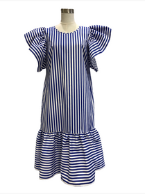 Capri, blue stripes, 179€
