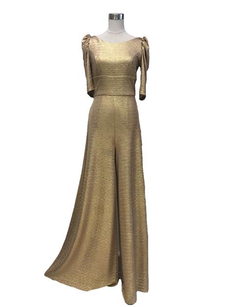 Polina jumpsuit, gold, 299€